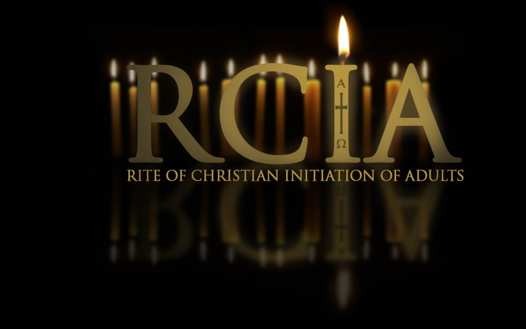 RCIA-BECOMING CATHOLIC